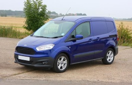 Ford Transit Courier Box