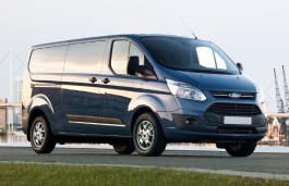 Ford Transit Custom Box