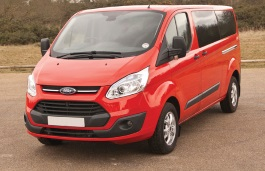 Ford Transit Custom Estate