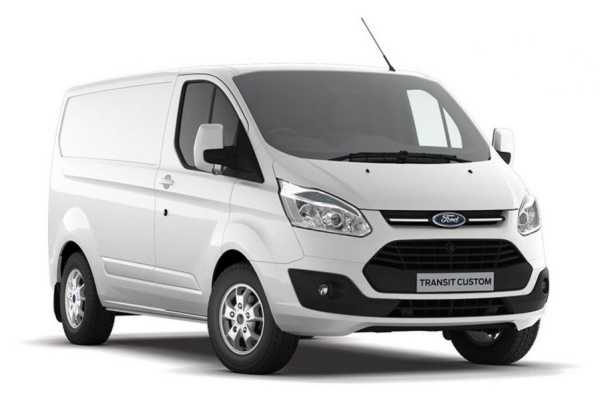 Ford Transit Custom wheels and tires specs icon
