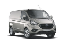 Ford Transit Custom Facelift Box