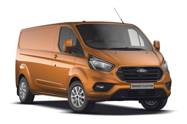 Ford Transit Custom Facelift Van