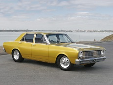 Ford Falcon XR-XY Saloon