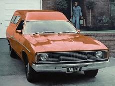 Ford Falcon XA-XC Box