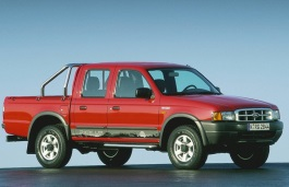 Ford Ranger I Pickup