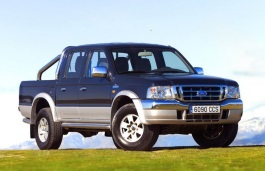 Ford Ranger I Restyling Pickup