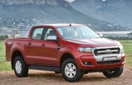 Ford Ranger III Restyling Pickup