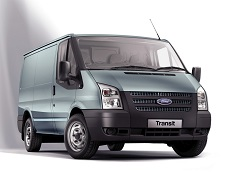 Ford Transit Mark III Bus