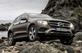 Mercedes-Benz GLC-Class I (X253) Closed Off-Road Vehicle