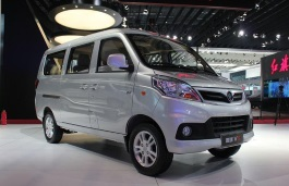 Foton Gratour V5 wheels and tires specs icon