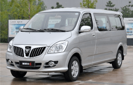 Foton MPX wheels and tires specs icon