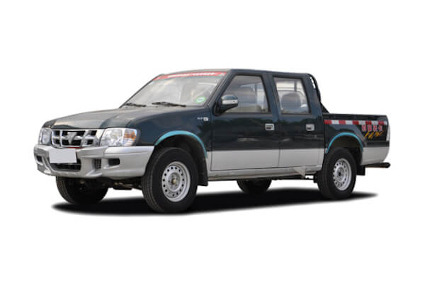 Foton Sup Pickup Double Cab