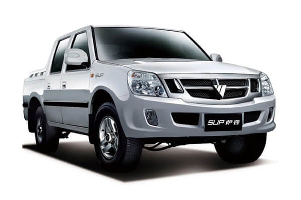 Foton Sup Facelift Pickup Double Cab