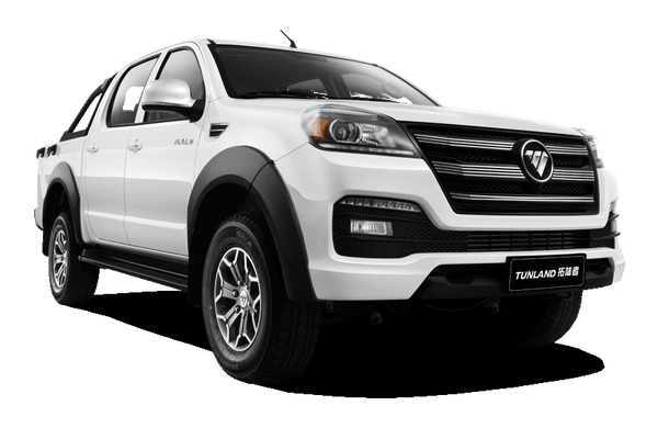 Foton Tunland wheels and tires specs icon