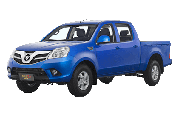 Foton Tunland E3 wheels and tires specs icon