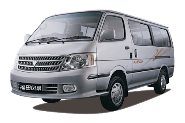 Foton View wheels and tires specs icon