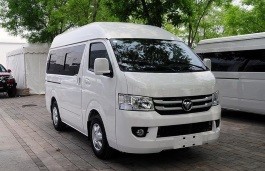 Foton View G7 wheels and tires specs icon