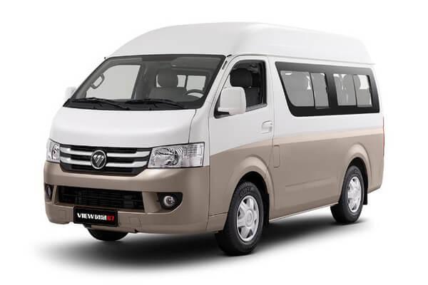 福田 风景G7 Van