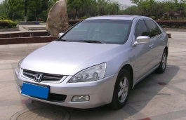 GAC Honda Accord VII Saloon