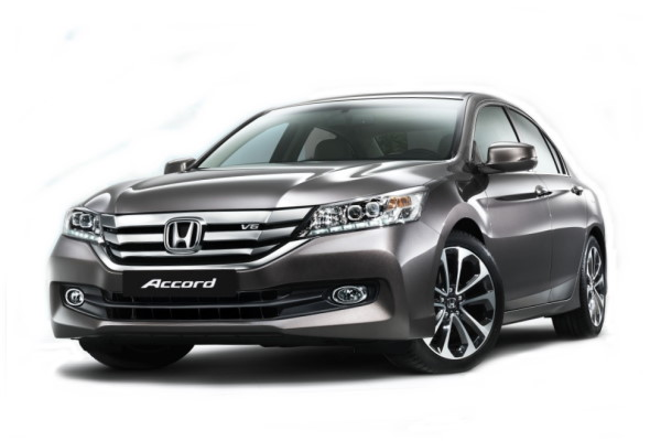 GAC Honda Accord IX CR セダン