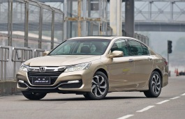 GAC Honda Accord IX Facelift Saloon