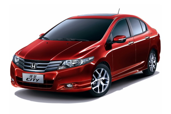 GAC Honda City Classic wheels and tires specs icon