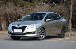 GAC Honda Crider wheels and tires specs icon