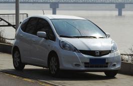 GAC Honda Fit GE Facelift Hatchback