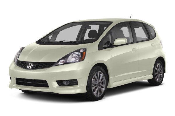 GAC Honda Fit GE Facelift Hatchback
