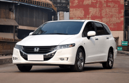 GAC Honda Odyssey wheels and tires specs icon
