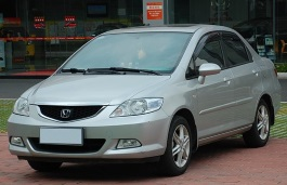 GAC Honda Sidi wheels and tires specs icon