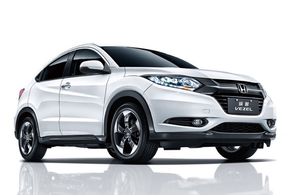 GAC Honda Vezel wheels and tires specs icon