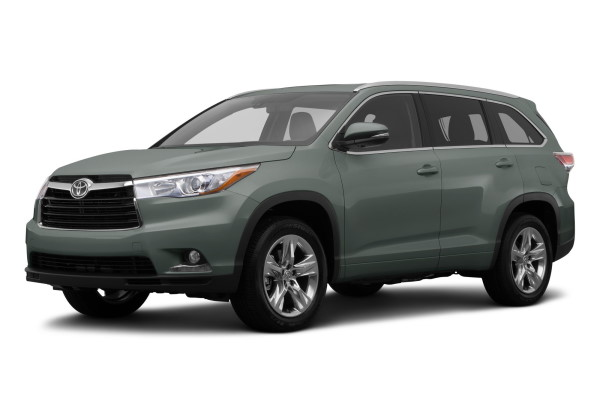 GAC Toyota Highlander wheels and tires specs icon