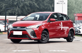 GAC Toyota Yaris L wheels and tires specs icon