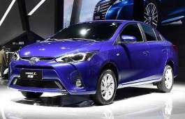 GAC Toyota Yaris L enjoy Saloon