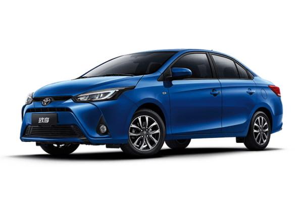 GAC Toyota Yaris L enjoy XP150 Saloon