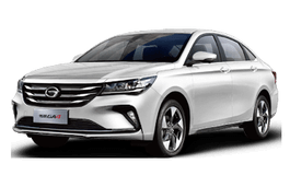 GAC Trumpchi GA4 wheels and tires specs icon