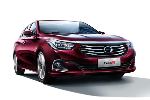 GAC Trumpchi GA6 wheels and tires specs icon