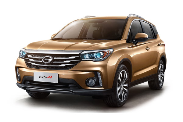 GAC Trumpchi GS4 wheels and tires specs icon