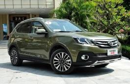 GAC Trumpchi GS5 Sport SUV