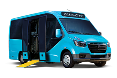 GAZ Gazelle City Bus