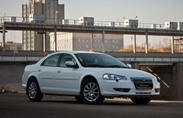 GAZ Volga Siber wheels and tires specs icon