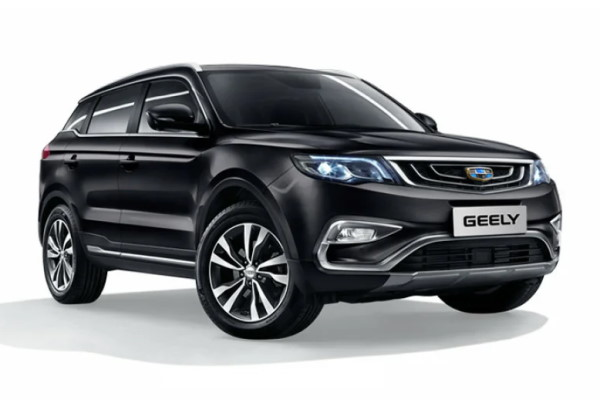 Geely Atlas wheels and tires specs icon
