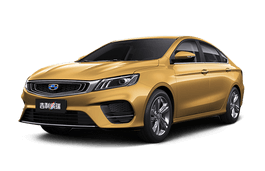 Geely Binrui wheels and tires specs icon