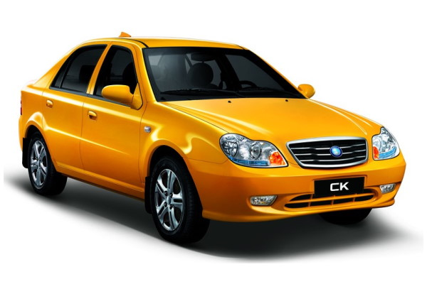 Geely CK wheels and tires specs icon