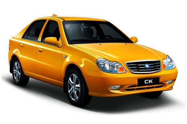 Geely CK Limousine