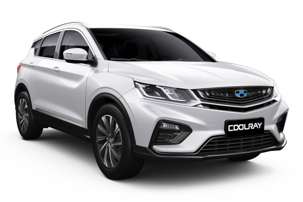 Geely Coolray SX11 BMA (SX11) SUV