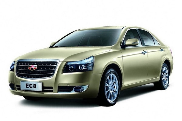Geely Emgrand 8 / EC8 Saloon