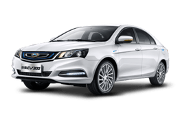 Geely Emgrand EV wheels and tires specs icon