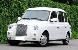 Geely Englon TX4 Saloon